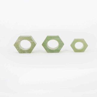 Muttrar i glasfiber (GAP)